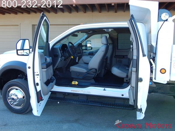 2017 F-550 Super Cab DRW 4x4, Scelzi Dump Body #17F966 - photo 17