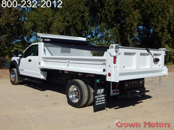 2017 F-550 Super Cab DRW 4x4, Scelzi Dump Body #17F966 - photo 2