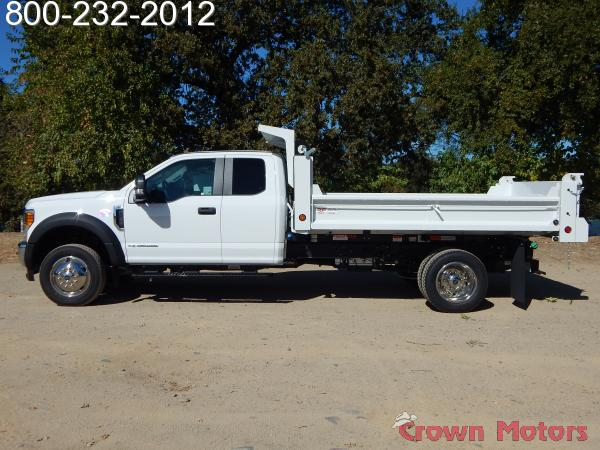 2017 F-550 Super Cab DRW 4x4, Scelzi Dump Body #17F966 - photo 3