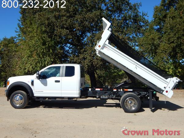 2017 F-550 Super Cab DRW 4x4, Scelzi Dump Body #17F966 - photo 7