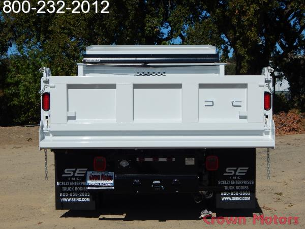 2017 F-550 Super Cab DRW 4x4, Scelzi Dump Body #17F966 - photo 9