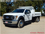 2017 F-550 Super Cab DRW 4x4, Scelzi Dump Body #17F966 - photo 1