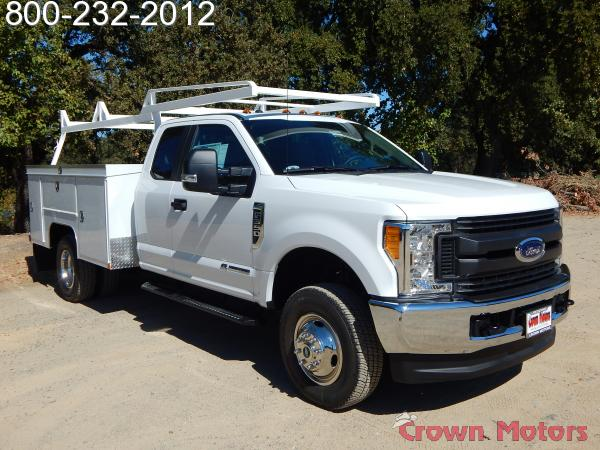 2017 F-350 Super Cab DRW 4x4, Scelzi Service Body #17F967 - photo 13