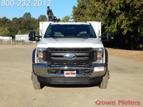 2017 F-550 Super Cab DRW 4x4, Scelzi Mechanics Body #17F968 - photo 17