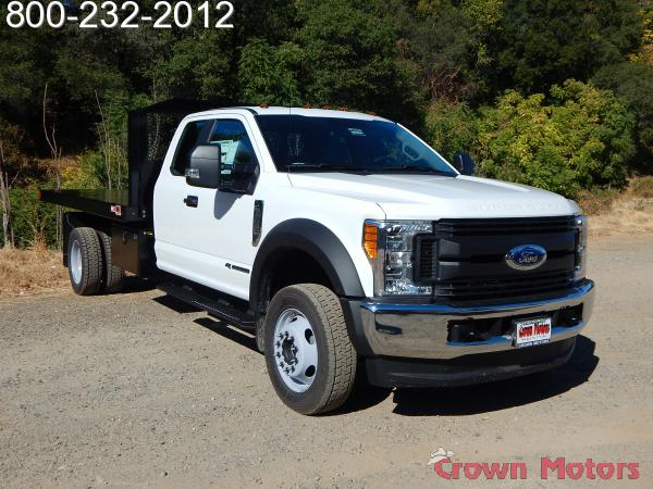 2017 F-550 Super Cab DRW 4x4,  Monroe Dump Body #17F975 - photo 9