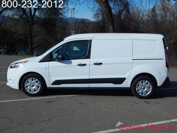 2018 Transit Connect,  Empty Cargo Van #18F200 - photo 3