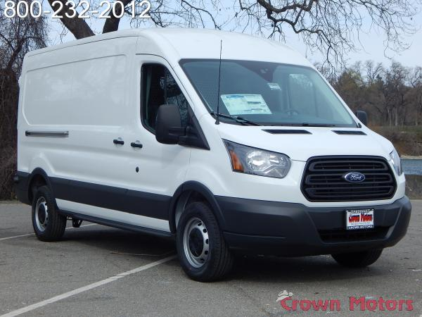 2018 Transit 250 Med Roof 4x2,  Adrian Steel Upfitted Cargo Van #18F296 - photo 11