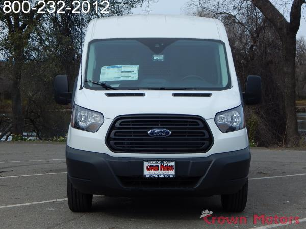 2018 Transit 250 Med Roof 4x2,  Adrian Steel Upfitted Cargo Van #18F296 - photo 12