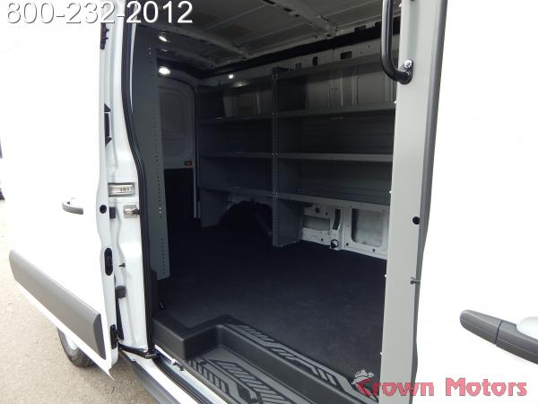 2018 Transit 250 Med Roof 4x2,  Adrian Steel Upfitted Cargo Van #18F296 - photo 22