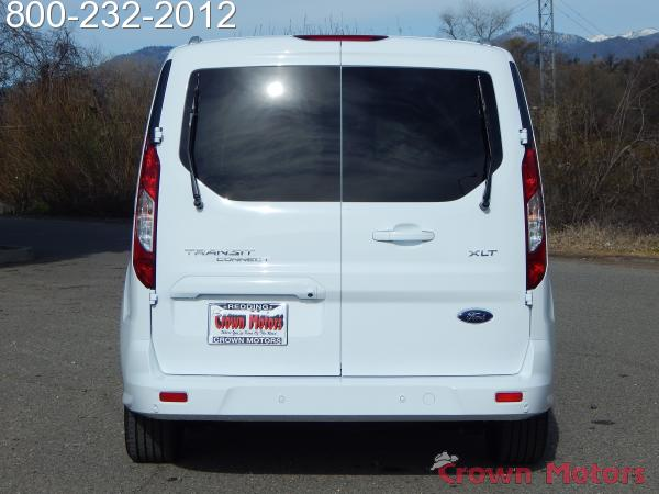 2018 Transit Connect 4x2,  Passenger Wagon #18F326 - photo 5