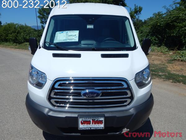 2018 Transit 250 Med Roof 4x2,  Empty Cargo Van #18F580 - photo 15