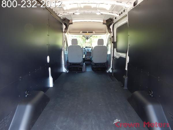 2018 Transit 250 Med Roof 4x2,  Empty Cargo Van #18F580 - photo 8
