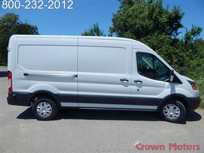2018 Transit 250 Med Roof 4x2,  Empty Cargo Van #18F580 - photo 10