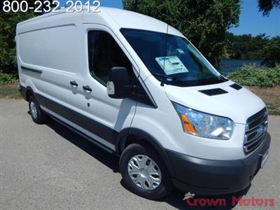 2018 Transit 250 Med Roof 4x2,  Empty Cargo Van #18F580 - photo 14