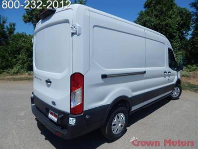 2018 Transit 250 Med Roof 4x2,  Empty Cargo Van #18F580 - photo 9