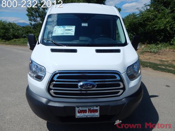 2018 Transit 250 Med Roof 4x2,  Empty Cargo Van #18F581 - photo 13