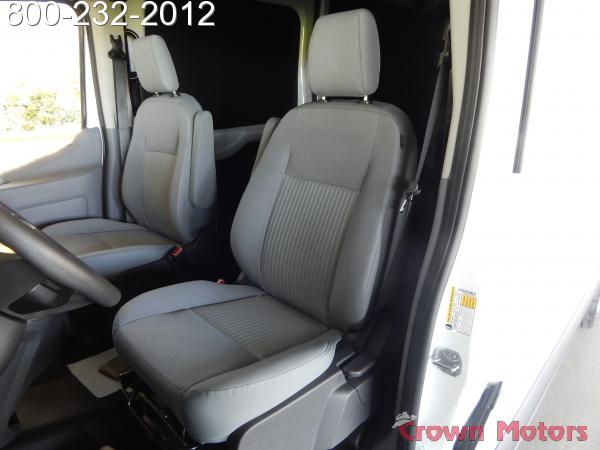 2018 Transit 250 Med Roof 4x2,  Empty Cargo Van #18F581 - photo 18