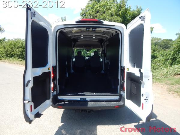 2018 Transit 250 Med Roof 4x2,  Empty Cargo Van #18F581 - photo 2