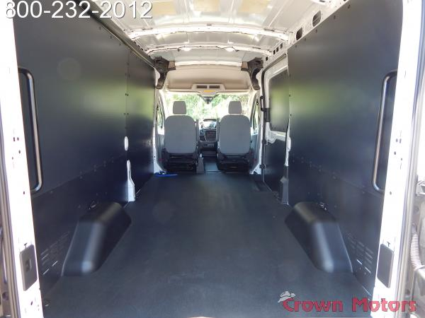 2018 Transit 250 Med Roof 4x2,  Empty Cargo Van #18F581 - photo 6