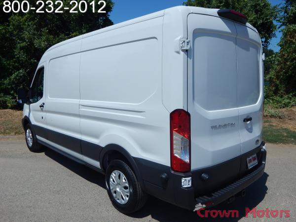 2018 Transit 250 Med Roof 4x2,  Empty Cargo Van #18F581 - photo 7
