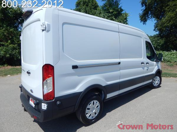 2018 Transit 250 Med Roof 4x2,  Empty Cargo Van #18F581 - photo 8
