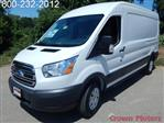 2018 Transit 250 Med Roof 4x2,  Empty Cargo Van #18F581 - photo 1