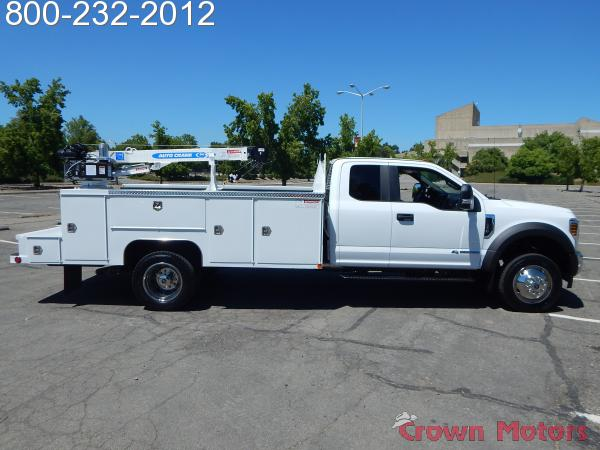 2018 F-550 Super Cab DRW 4x4,  Scelzi Mechanics Body #18F639 - photo 17