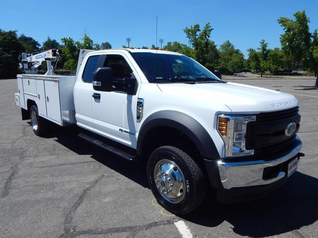 2018 F-550 Super Cab DRW 4x4,  Scelzi Mechanics Body #18F639 - photo 18
