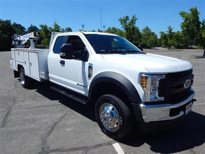 2018 F-550 Super Cab DRW 4x4,  Scelzi Signature Mechanics Body #18F639 - photo 18