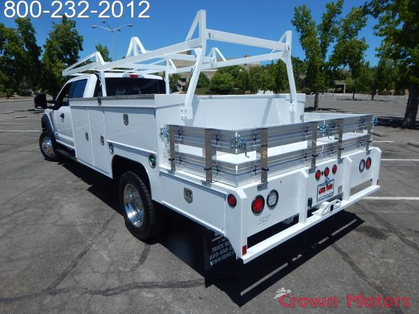 2018 F-550 Crew Cab DRW 4x4,  Scelzi Combo Bodies Combo Body #18F641 - photo 2