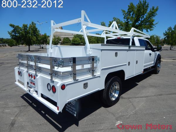 2018 F-550 Crew Cab DRW 4x4,  Scelzi Combo Bodies Combo Body #18F641 - photo 13