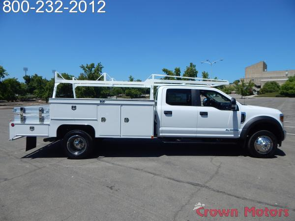 2018 F-550 Crew Cab DRW 4x4,  Scelzi Combo Bodies Combo Body #18F641 - photo 14