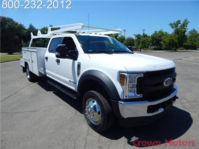 2018 F-550 Crew Cab DRW 4x4,  Scelzi Combo Bodies Combo Body #18F641 - photo 15