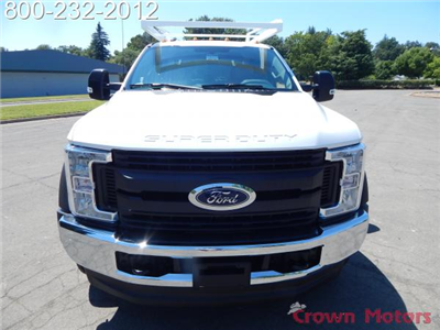 2018 F-550 Crew Cab DRW 4x4,  Scelzi Combo Bodies Combo Body #18F641 - photo 16
