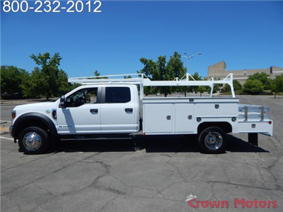 2018 F-550 Crew Cab DRW 4x4,  Scelzi Combo Bodies Combo Body #18F641 - photo 4