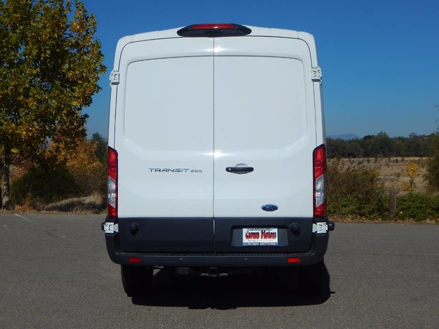 2018 Transit 250 Med Roof 4x2,  Empty Cargo Van #18F778 - photo 6
