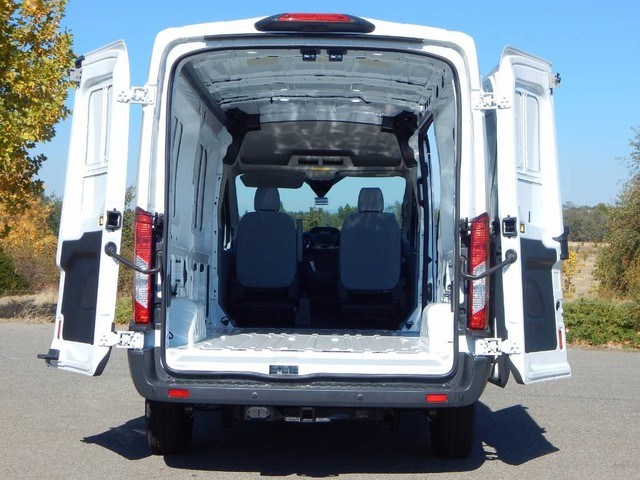 2018 Transit 250 Med Roof 4x2,  Empty Cargo Van #18F778 - photo 2
