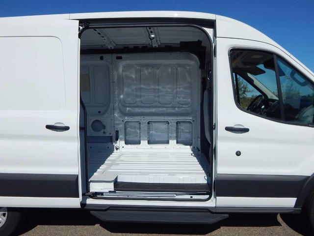 2018 Transit 250 Med Roof 4x2,  Empty Cargo Van #18F778 - photo 8