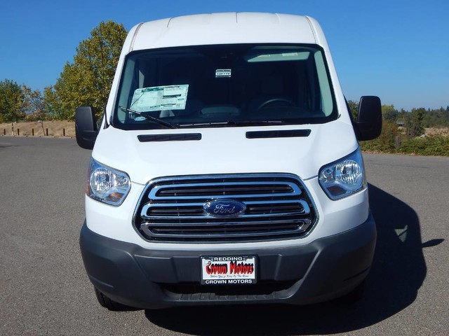 2018 Transit 250 Med Roof 4x2,  Empty Cargo Van #18F778 - photo 12