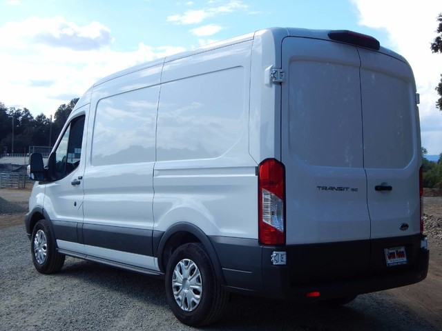 2018 Transit 150 Med Roof 4x2,  Empty Cargo Van #18F779 - photo 5