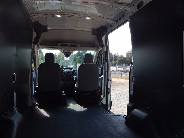 2018 Transit 150 Med Roof 4x2,  Empty Cargo Van #18F779 - photo 7