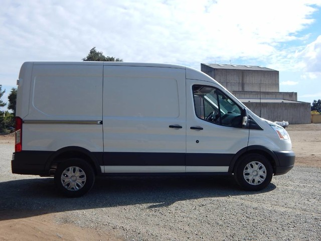 2018 Transit 150 Med Roof 4x2,  Empty Cargo Van #18F779 - photo 9