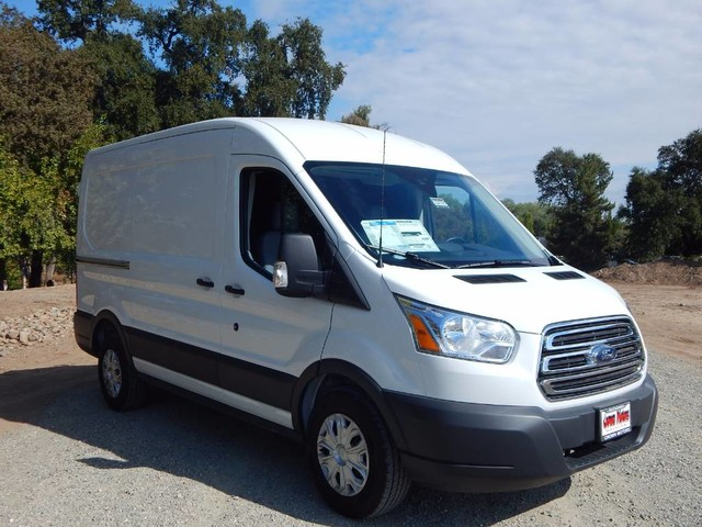2018 Transit 150 Med Roof 4x2,  Empty Cargo Van #18F779 - photo 11
