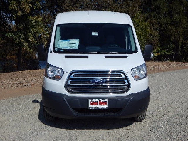 2018 Transit 150 Med Roof 4x2,  Empty Cargo Van #18F779 - photo 12