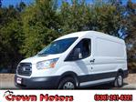 2018 Transit 150 Med Roof 4x2,  Empty Cargo Van #18F779 - photo 1