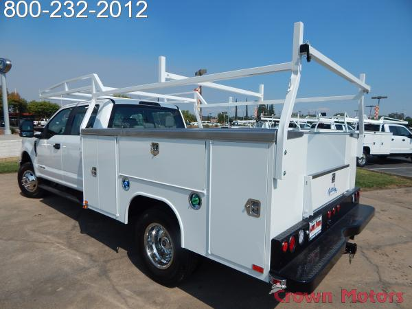 2018 F-350 Crew Cab DRW 4x4,  Harbor Service Body #18F795 - photo 2
