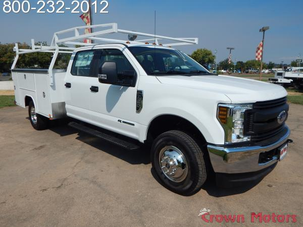 2018 F-350 Crew Cab DRW 4x4,  Harbor Service Body #18F795 - photo 15