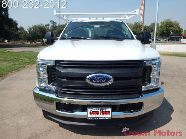 2018 F-350 Crew Cab DRW 4x4,  Harbor Service Body #18F795 - photo 16