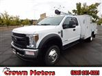 2018 F-550 Super Cab DRW 4x4,  Scelzi Mechanics Body #18F815 - photo 1