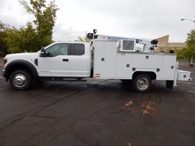 2018 F-550 Super Cab DRW 4x4,  Scelzi Mechanics Body #18F817 - photo 4